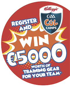€5000 worth of Training gear to be won for your team