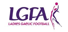 Ladies Gaelic Football Association logo